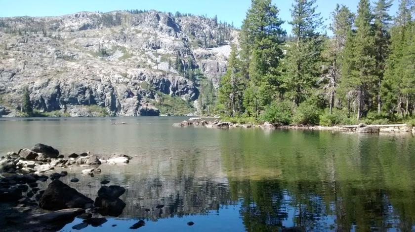 Castle Lake.