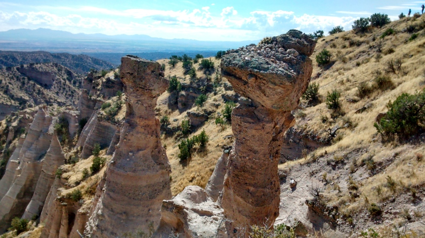 Second cousins to the rock spires at Chiricahua.