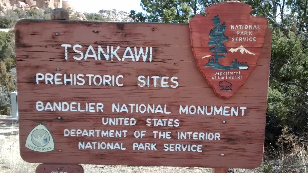 Ancient Trails atTsankawi